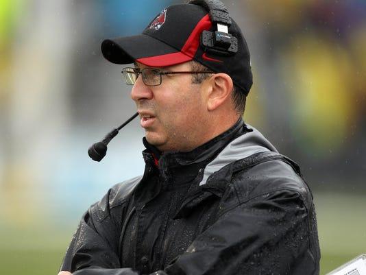NCAA Football: Ball State at Army