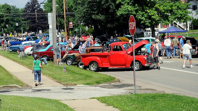 The annual Loudonville Car Show has been canceled. It had been rescheduled from July 4 to Sept. 5.