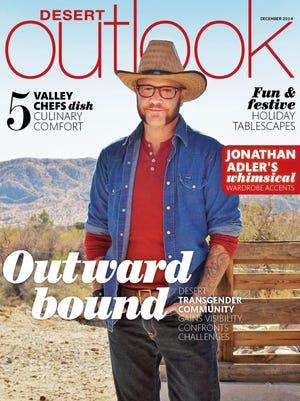 Desert Outlook December 2014 issue