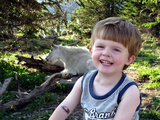 Noah's scoliosis treatment from Shriners Hospital corrected