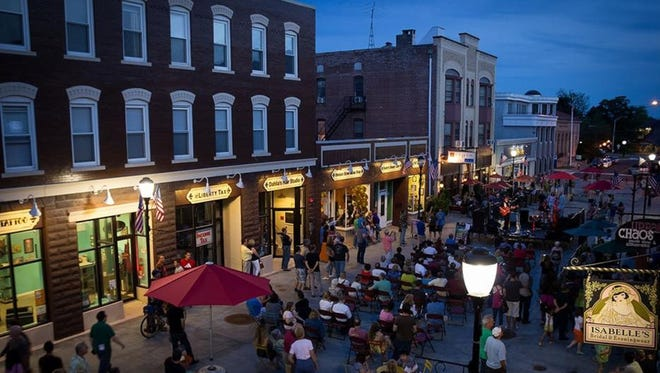 Somerville will be hosting its third annual Arts and Crafts Festival on Sunday on Main Street. The travel app and site TripAdvisor is showcasing dining and travel destinations in Somerville and Somerset County.