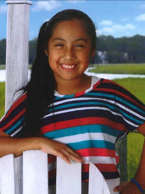 Missing 9-year-old Diana Alvarez.