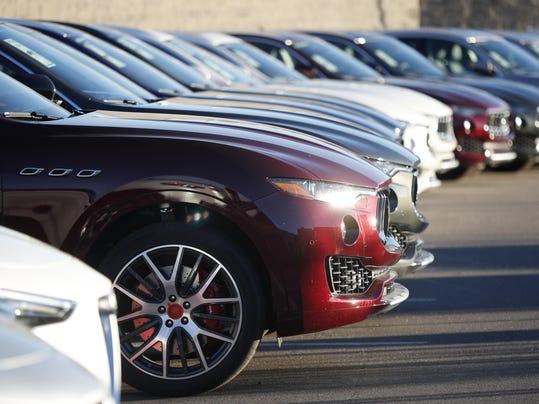 2018 Maserati Levantes