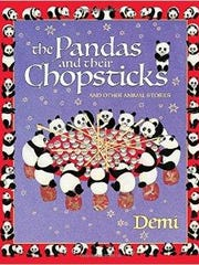 'The Pandas and their Chopsticks and other Animal Stories' by Demi