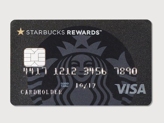 Starbucks-Credit Card