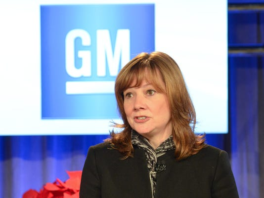 Our view 1211 Mary Barra