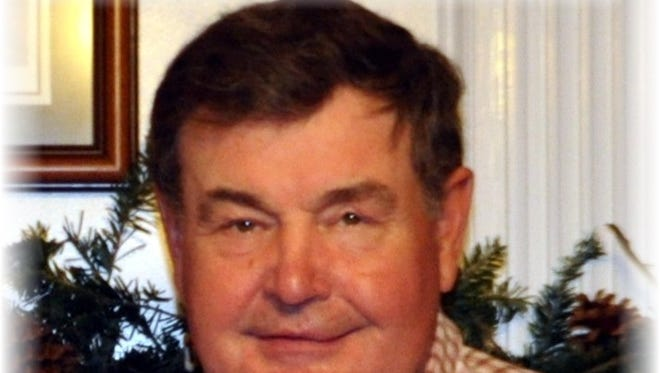Dennis Oathoudt, 68, died in a truck accident at an airfield near Dallas Center on Tuesday.