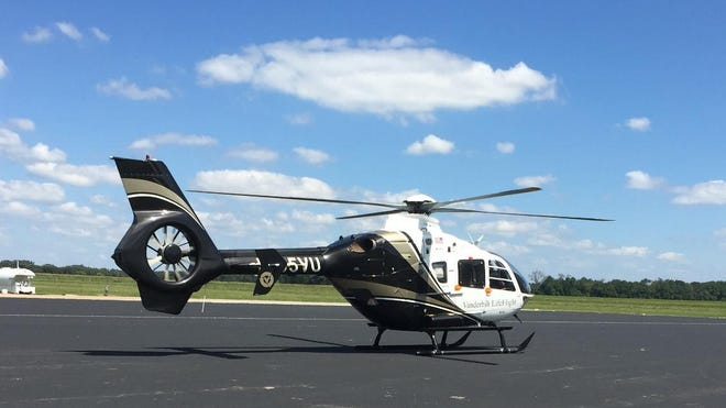 Vanderbilt LifeFlight has added an emergency helicopter base at the Henry County Airport.