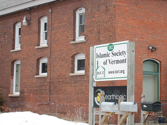 The Islamic Society of Vermont in Colchester.