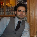 This undated photo released by the Michigan family of Amir Hekmati via FreeAmir.org shows the former U.S. Marine, who is now being held in a prison in Iran on accusations of spying for the CIA.