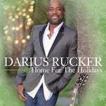 """This CD cover image released by UMG Nashville shows """"Home for the Holidays,"""" a holiday album by Darius Rucker. (AP Photo/UMG Nashville)"""