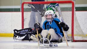Sled hockey is an adaptive sport for players with physical disabilities interested in playing hockey. There will be a 'Try Sled Hockey for Free Day' at the Fort Myers Skatium on Sunday from 1 to 4 p.m.