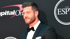 Jesse Palmer arrives for the 2017 ESPYs at Microsoft
