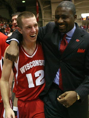 Wisconsin assistant men's basketball coach Howard Moore has seen the program take off since his days as a player.