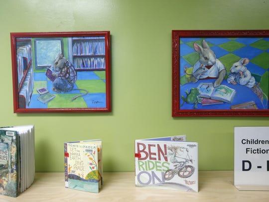 Monticello Library 3