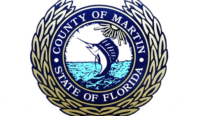 Martin County Government Logo.