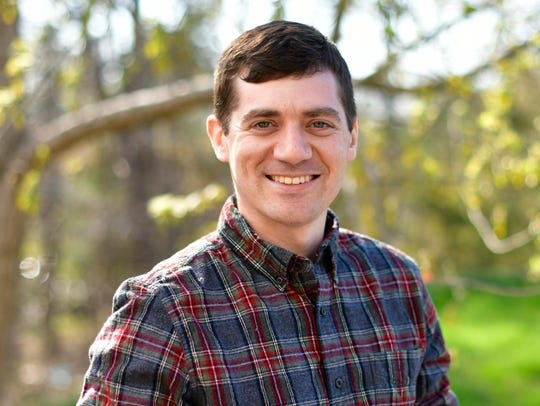 Jesse Colvin is a Democratic candidate for U.S. House