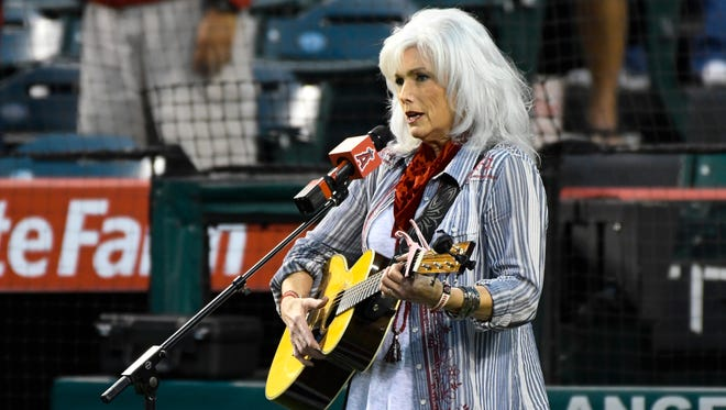 Singer-songwriter Emmylou Harris will perform at Caramoor on July 22.
