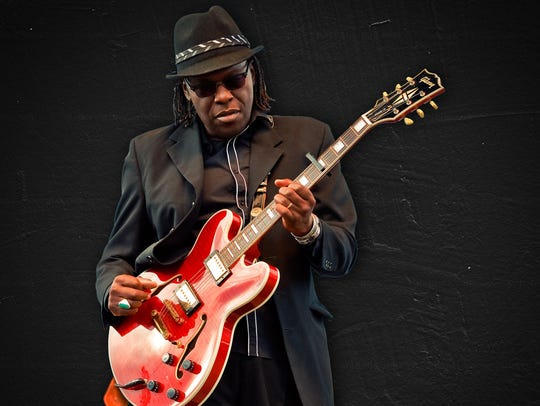Blues Hall of Fame inductee and four-time Blues Music