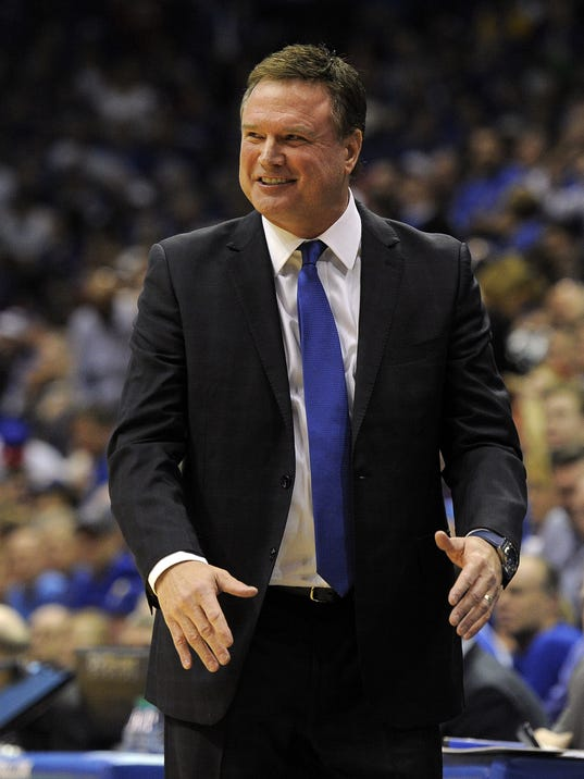 USA TODAY Sports college basketball Coach of the Year: Kansas' Bill Self