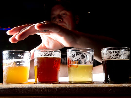 Since opening in December 2013, Point Ybel in south Fort Myers has won several awards for its craft beers.