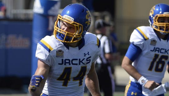 Brady Mengarelli and the Jackrabbits went 9-4 in 2016