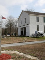 Lodge 154 last met in the 1860s and is located in the