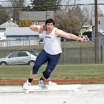 Throwing events shine at Tim Cook Invitational