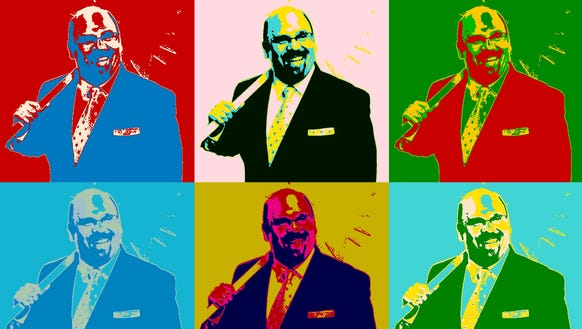 This Rob Perillo pop art will be featured at Main Street