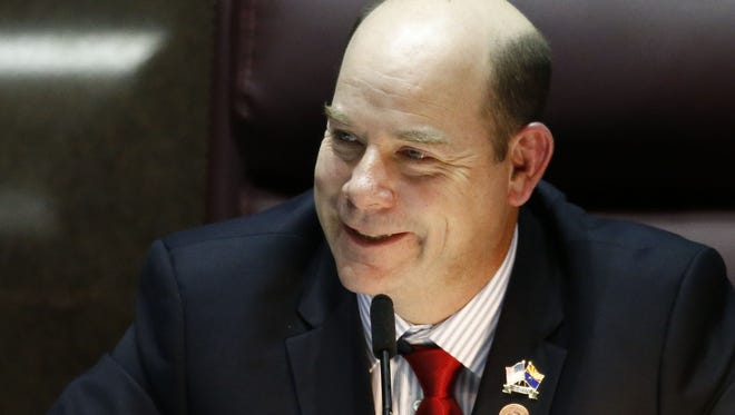 Speaker of the House David Gowan has asked Arizona Attorney General Mark Brnovich to launch an investigation of his use of state vehicles.
