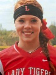 Samantha McDanielLexington, 1B, Jr..479 avg, 55 RBI, 10 HR, 15 2B