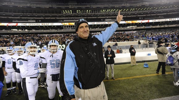 Jeff Remo has stepped down as Mahwah's head football coach. Remo went 121-87 in 20 seasons, including state championships in each of the last two years.