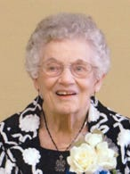Evelyn Larraine Wauthers, 93
