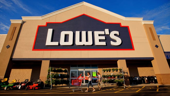 Lowe's to add jobs in Wilkesboro and Albuquerque.