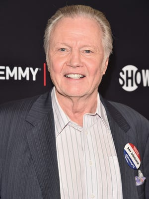 HOLLYWOOD, CA - APRIL 25:  Actor Jon Voight attends the For Your Consideration screening and panel for Showtime's 'Ray Donovan' at Paramount Theatre on April 25, 2016 in Hollywood, California.  (Photo by Alberto E. Rodriguez/Getty Images)
