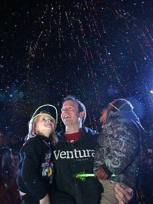 Ventura's Holiday Tree Lighting is Friday.