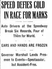 December 18, 1909 Indianapolis Star