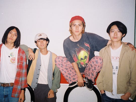 DYGL, a rock band from Japan