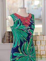 Show off your unique holiday style with a new outfit from Bluetique - like this Lilly Pulitzer Bristol Dress ($248).