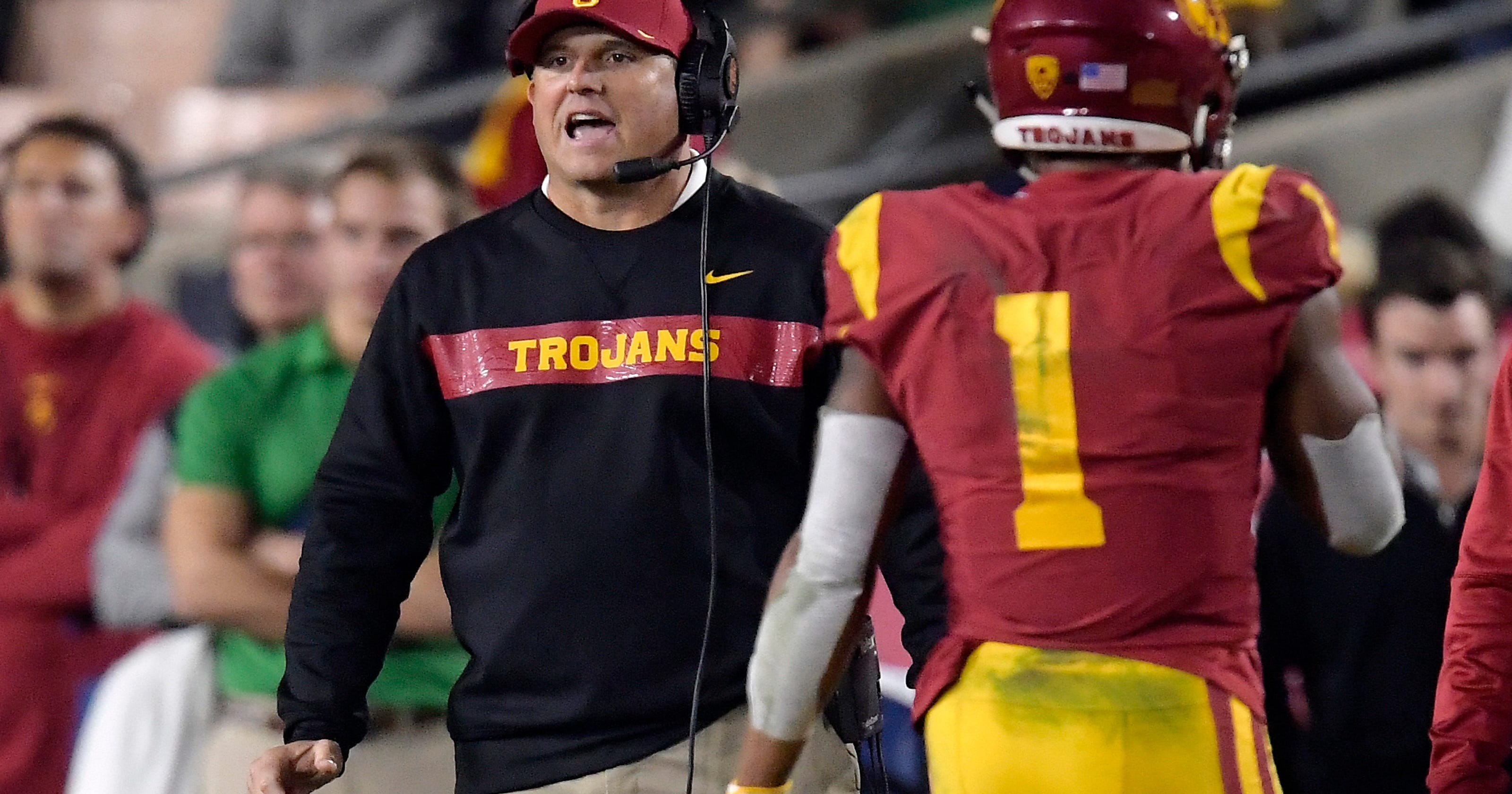 USC keeping Clay Helton after 5-7 season fae3dd090