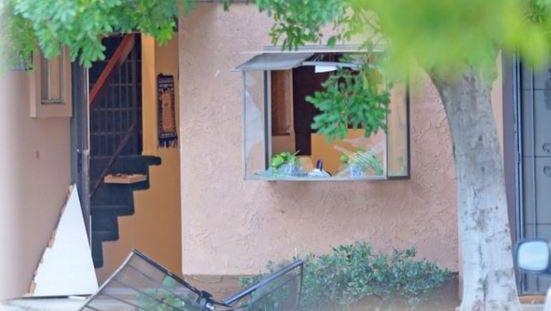 The home of Sayed Farook and Tashmeen Malik, the San Bernardino shooters.