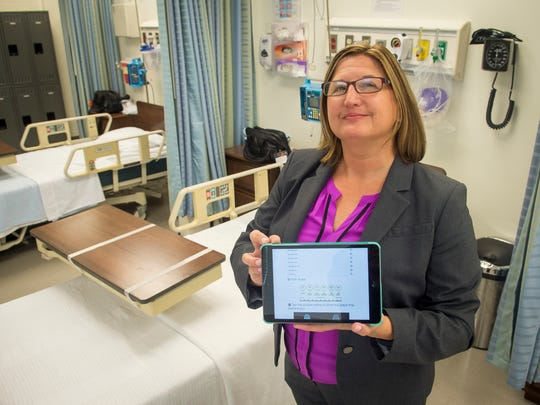 Rebecca Koszalinski, an assistant professor of nursing at UT, has developed an application called Speak For Myself that will help intubated and voiceless patients communicate their needs with their nurses and doctors.