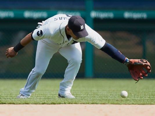 White Sox at Tigers