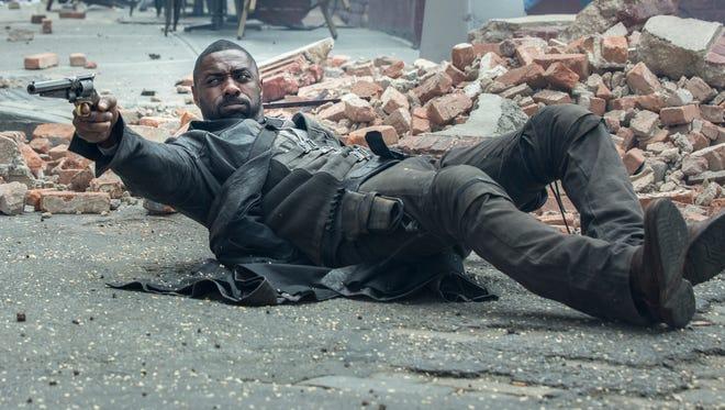 "Idris Elba stars in ""The Dark Tower."""