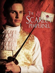 """The Scarlet Pimpernel"" is a story of passion, betrayal, rebellion and love."