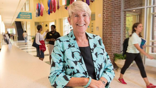 Pat Leonard, Vice Chancellor of Student Affairs, passed on Tuesday.