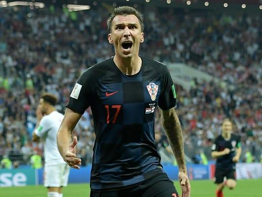 EPA RUSSIA SOCCER FIFA WORLD CUP 2018 SPO SOCCER RUS
