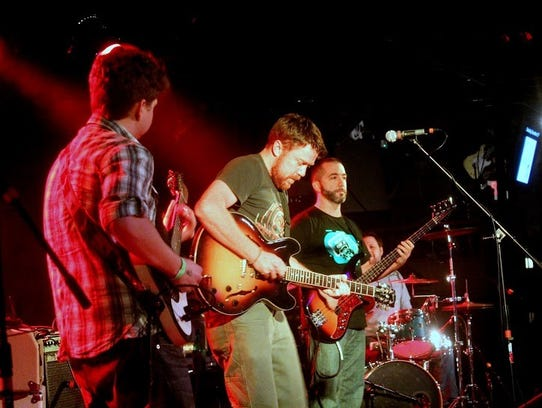 Secret Sound will perform during the Stone Pony's 42nd