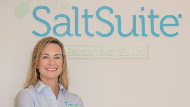 Jamie Gonzalez, owner of the Salt Suite in Palm Beach Gardens, hopes Washington will create a new round of loans for small businesses.