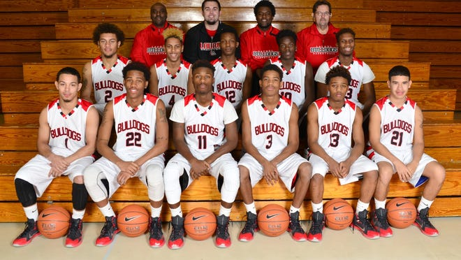 The Laurel boys basketball team have its goals set high and are looking to make a trip to the Bob Carpenter Center this playoff season.